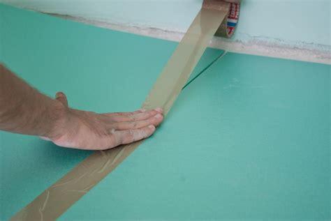 Underlayment For Glue Vinyl Plank Flooring by How To Install Underlay For Laminate Flooring