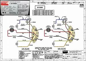 Dayton Capacitor Start Motor Wiring Diagram  U2013 Collection