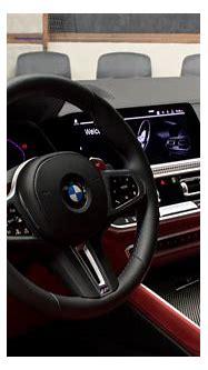 BMW X6 M Competition in Alpine White with Sakhir Orange ...