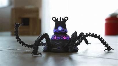 Robot Guardian Loop Project Adafruit