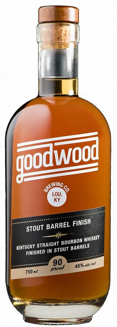 Goodwood Bourbon Brewing Stout Spirits Beer Line