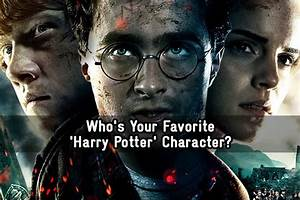 Who's Your Favorite 'Harry Potter' Character? - This or ...