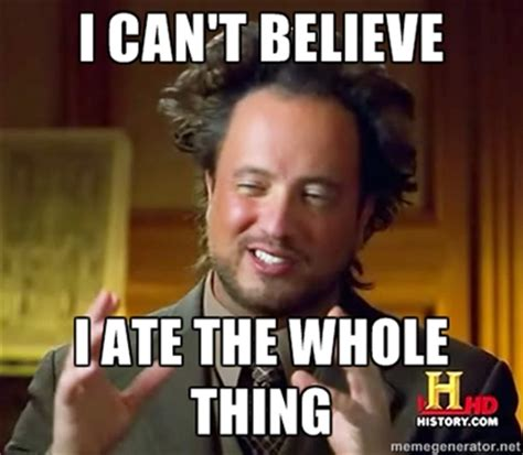 Meme Source - the best of the ancient aliens meme