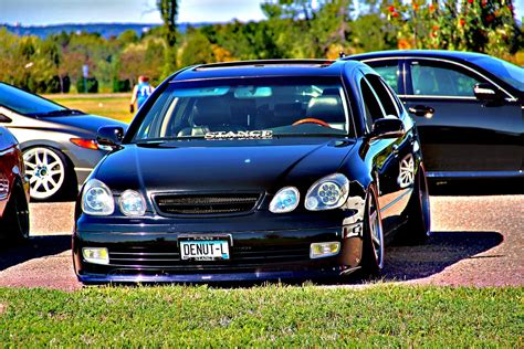 stanced lexus coupe lexus gs430 stanced from minnesota car feature mn