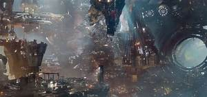 More GUARDIANS OF THE GALAXY Images Highlight Xandar ...