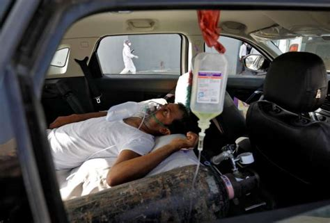 India increases states' oxygen quota amid surge in ...