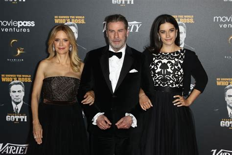 See photos of john travolta and late kelly preston's daughter. John Travolta Daughter Now - Scientology S New Stars Daughters Of Cruise And Travolta : As can ...