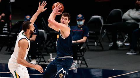 Denver Nuggets at Utah Jazz odds, picks and prediction