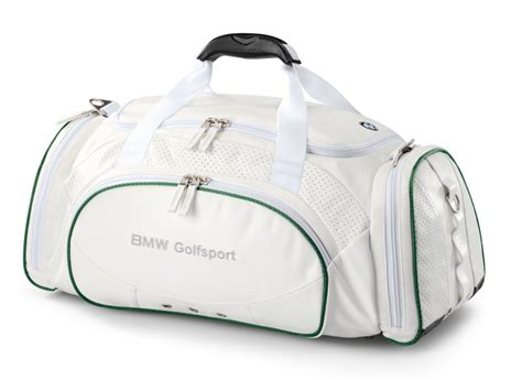Bmw Presents Golfsport Bag And Shoe Bag
