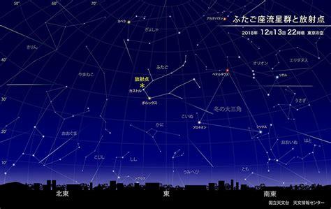 こと 座 流星 群 方角