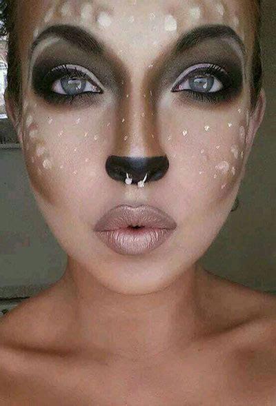 simple easy halloween makeup ideas  girls women