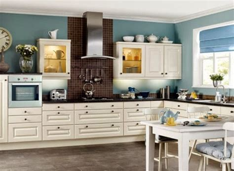 choosing colors  kitchen walls  cabinets teal wall