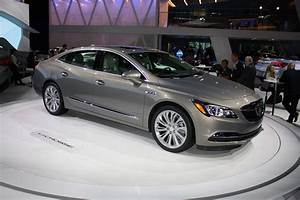 2017 Buick LaCrosse - Picture 656381 | car review @ Top Speed