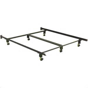 instamatic metal bed frame by leggett and platt 7