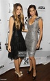 Teri Hatcher and Emerson Rose Tenney attend the Kevan Hall ...
