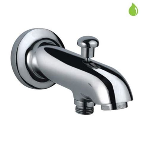 Diverter Tub Spout With Shower Attachment by Allied Bath Spout With Diverter Amp Built In Flange With