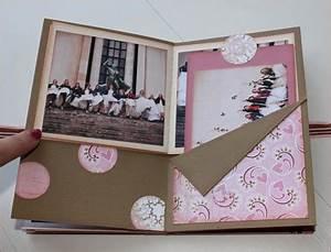 Album Photo Fille : modele album photo scrapbooking ~ Teatrodelosmanantiales.com Idées de Décoration
