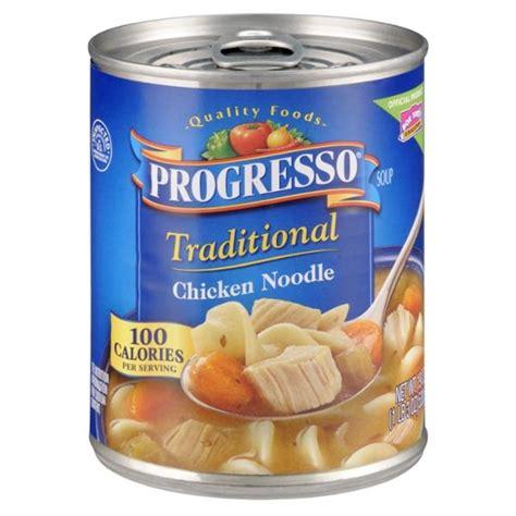 progresso light chicken noodle soup progresso traditional chicken noodle soup hy vee aisles