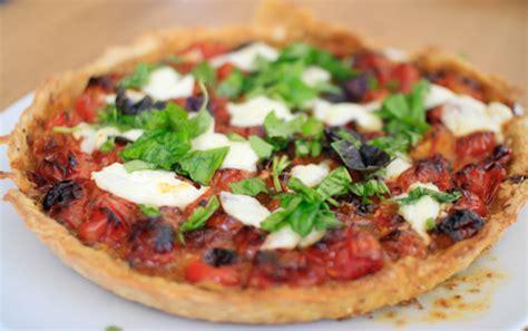 cuisiner des tomates cerises recette de la tarte aux tomates cerises confites pratique fr