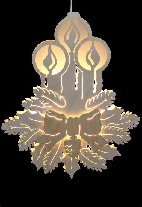 Weihnachtsdeko Fenster Erzgebirge by Fensterbild Drei Kerzen Durchm 30 5cm Michael