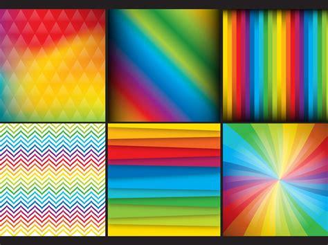 rainbow backgrounds vector art graphics freevectorcom