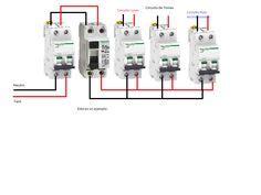 solucionado interruptor diferencial yoreparo solucionado necesito hacer una instalacion electrica en una caba 241 a electricidad
