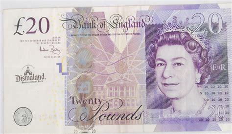 photo twenty pound currency money note   jooinn