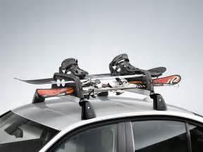 Porta Snowboard Per Auto Come Trasportare Gli Sci E Snowboard In Auto