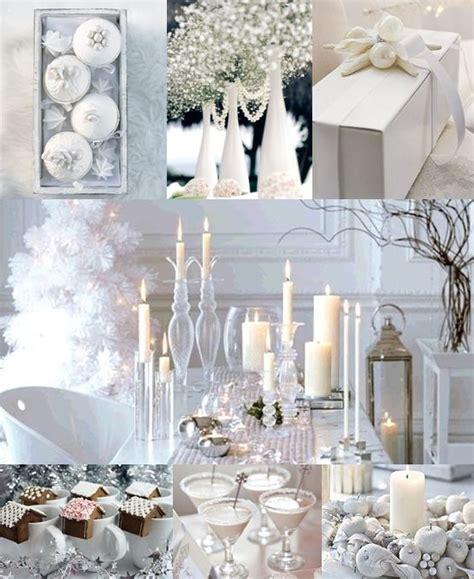 white christmas wedding ideas moody monday  wedding