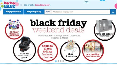 buy buy baby black friday  sale deals ad scan
