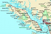 Regional Map of Vancouver Island