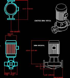 Centrifugal Pump DWG Block for AutoCAD • Designs CAD