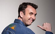 A Happy Accident: Matt Braunger's labor of love is ready ...
