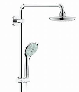 Grohe Euphoria 27296001 : grohe euphoria shower system euphoria 180 with thermostatic mixer xtwostore ~ Eleganceandgraceweddings.com Haus und Dekorationen