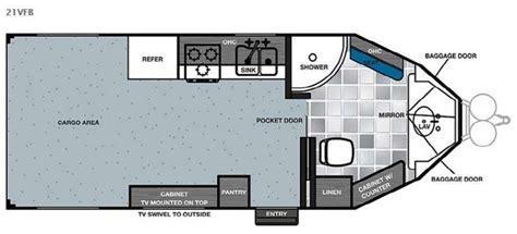 v nose trailer plans image result for cargo trailer conversion floor plans v