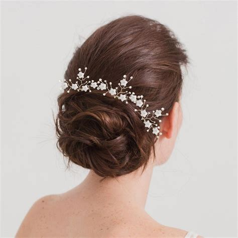 Wedding Hair Pins Bridal Hair Pins Britten Weddings UK