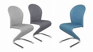 Chaise Tissu Design : chaise design awans mobilier moss ~ Maxctalentgroup.com Avis de Voitures