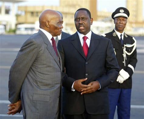 gouvernement senegalais de macky sall abdoulaye wade charge macky sall 171 si je veux m attaquer au gouvernement actuel je le ferais