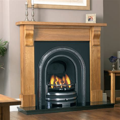 Traditional | Cast Tec Clifton Arch Fireplace Insert ...