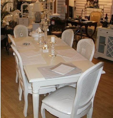 Cream And Wood Dining Tables  Dining Room Ideas