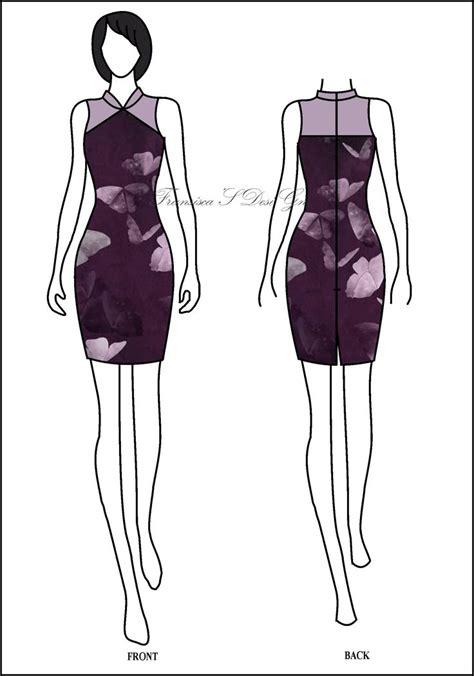 dress span shanghai cheongsam fashiondesigner butik
