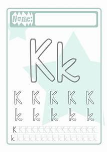 Buchstaben, Druckvorlage, F, U00fcr, Kinder
