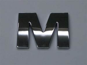 chrome letters and numbers domed regular no minimum order With custom chrome letters for cars