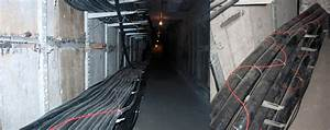 Linear Hot Spot Detectors For Cable Tray In Power Plants