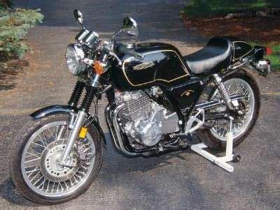 1989 Honda Gb500 Tourist Trophy Howstuffworks