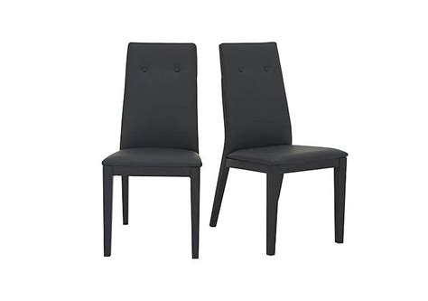 faux leather dining chairs shop for cheap furniture and