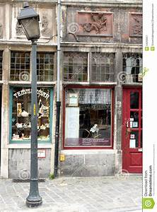 Vintage Shop Front editorial photography. Image of front ...