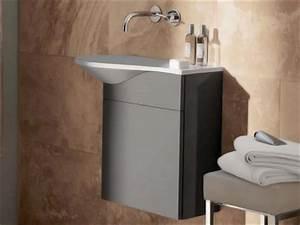 Waschbecken Für Gäste Wc : burgbad pli g ste wc waschtisch mit waschtischunterschrank ~ Frokenaadalensverden.com Haus und Dekorationen