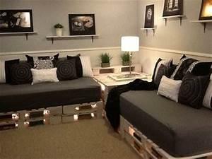 Sofa Aus Paletten Matratze : sofa aus paletten eine perfekte vollendung des interieurs sofa aus paletten m bel aus ~ A.2002-acura-tl-radio.info Haus und Dekorationen