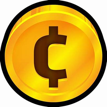 Cent Coin Icon Transparent Dollar Icons Currency